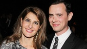 'Lucky Guy' Opening — Nia Vardalos — Colin Hanks