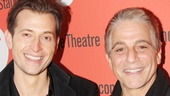 The Last Five Years – Opening Night - Peter Cincotti - Tony Danza
