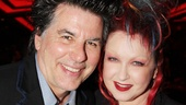 Kinky Boots Opening- David Thornton- Cyndi Lauper