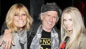 Kinky Boots- Patti Hansen - Keith Richards- Theodora Richards