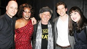 Kinky Boots- Celina Carvajal- Billy Porter- Keith Richards- Stark Sands