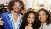'Motown' Opening Night — Redfoo — Jadagrace — Debbie Allen
