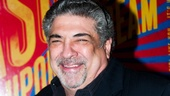 Steven Van Zandt's former Sopranos co-star Vincent Pastore makes the scene.