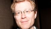 Joining Daphne Rubin-Vega in saluting kids who stutter was her Rent co-star Anthony Rapp.