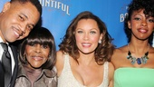Picture perfect! Cuba Gooding Jr., Cicely Tyson, Vanessa Williams and Condola Rashad make a gorgeous foursome on the red carpet.