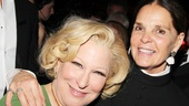 Former Sue Mengers client Ali MacGraw (whose story is retold in I'll Eat You Last) chats about the show with Ms. Midler.
