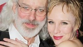 Terrence Mann and Charlotte DAmboise arent just co-stars, theyre real-life husband and wife!