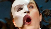 Peter Joback as The Phantom in The Phantom of the Opera.