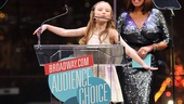 2013 Audience Choice Awards Ceremony — Emily Rosenfeld — Wendy Williams