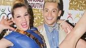 Broadway in South Africa – 5th anniversary – Lauren Strigari – Frankie James Grande