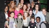 "The cast bids a fond farewell to their famous guests! As video blogger Billy Porter would say, ""Be brave and get Kinky!"