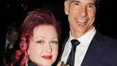 Abbot Award- Cyndi Lauper- Jerry Mitchell