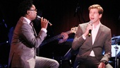 Kinky Boots Tony-nominated stars Billy Porter and Stark Sands perform the duet Im Not My Fathers Son.