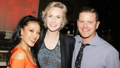 The Easy Street trio J. Elaine Marcos, Jane Lynch and Clarke Thorell have the fun job of playing Annies comical villians Lily, Miss Hannigan and Rooster.