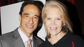 2013 Drama League Awards Luncheon — Hal Luftig — Daryl Roth