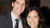 2013 Drama League Awards Luncheon — Alex Timbers — Diane Paulus