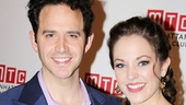 Cinderella stars and Tony nominees Santino Fontana and Laura Osnes celebrate MTC's annual Spring Gala.