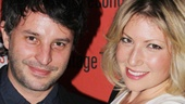 Murder Ballad director Trip Cullman and Broadway favorite Ari Graynor (The Performers) are both Second Stage alums!