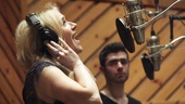 Betsy Wolfe breathes new life into Cathy, as co-star Adam Kantor looks on.