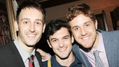 2013 Theatre World Awards — Joe Kinosian — Wesley Taylor — Kellen Blair