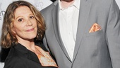 Tony winner Linda Lavin and her The Lyons playwright Nicky Silver wouldn't miss opening night of a Vineyard show.