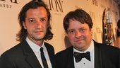 Tony Red Carpet- Rob Howell- Chris Nightingale
