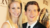 Who is cuter than Kinky Boots Tony nominee Stark Sands and his wife Gemma Clarke?
