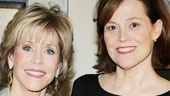 "Jane Fonda and Sigourney Weaver made headlines in 2010 when they appeared on the cover of V Magazine for its ""Who Cares About Age"" issue."