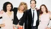Carla Gugino and the Cast of LCT3's Parenting Drama <i>A Kid Like Jake</i> Celebrate Opening Night