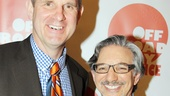 Off Broadway Alliance Awards – 2013 – D. Michael Dvorchak – Peter Breger