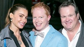 'The Comedy of Errors' Opening in Central Park — Sofia Vergara — Jesse Tyler Ferguson — Eric Stonestreet