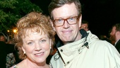 'The Comedy of Errors' Opening in Central Park — Becky Ann Baker — Dylan Baker