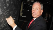 Kinky Boots- Mayor Mike Bloomberg