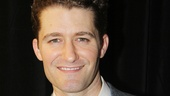 Matthew Morrison completes his encore run of Up Close and Personal with Matthew Morrison at 54 Below on July 17. Congrats!