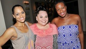 Broadway veterans Rema Webb, Keala Settle and Anastacia McCleskey provided plenty of entertainment as the featured ladies of Violet.