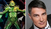 Robert Cuccioli as the Green Goblin in Spider Man, Turn Off the Dark.