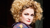 Faith Prince as Miss Hannigan in Annie.