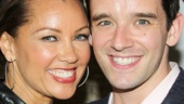 The Trip to Bountiful star Vanessa Williams wouldn't miss the birthday of her friend and fellow Ugly Betty alum Michael Urie!