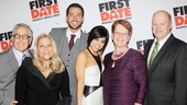 'First Date' Opening — Kenny and Marleen Alhadeff — Zachary Levi — Krysta Rodriguez — Sue Frost — Randy Adams