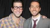 Two studly Zacharys for the price of one! Zachary Quinto will follow Zachary Levi's lead and make a Broadway debut in The Glass Menagerie this fall.