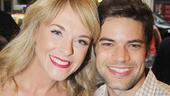 Married Broadway stars Ashley Spencer and Jeremy Jordan have their own date night…at First Date!