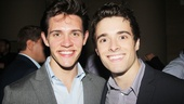 You know and love Newsies star Corey Cott—now meet his brother!