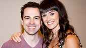 Tony nominee Rob McClure and Annie alum Brynn O'Malley star as commitment-phobe Jack Singer and his fiancée Betsy, who head to Las Vegas to get hitched.