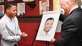 The Trip to Bountiful – Cuba Portrait at Sardi's - Cuba Gooding Jr. – Max Klimavicius