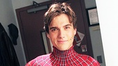 Welcome to Spider-Man, Turn Off the Dark, Justin! We're thrilled to have you swinging around Broadway.