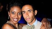 Romeo and Juliet – Opening Night – Condola Rashad – Kyle Beltran