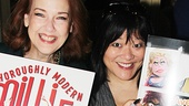 Cinderella players Harriet Harris and Ann Harada take a trip down memory lane!