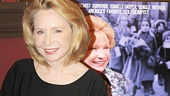 'Becoming Dr. Ruth' Press Day — Debra Jo Rupp