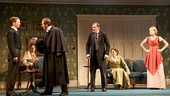 'The Winslow Boy' Show Photos — Spencer Davis Milford — Zachary Booth — Alessandro Nivola — Roger Rees — Mary Elizabeth Mastrantonio — Charlotte Parry