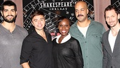 Macbeth – Meet and Greet – Ben Horner – Jeremiah Maestas - Shirine Babb – Austin Durant – Derek Wilson